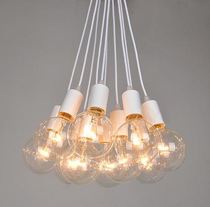 Discount Edison Vintage Style 8bulbs Chandeliers Lamp Ceiling ...