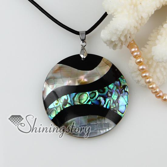 Wholesale round patchwork shell necklaces abalone jewelry fashion wholesale round patchwork shell necklaces abalone jewelry fashion pendant necklace mop11091 cheap china fashion jewelry cheap china fashion jewellery aloadofball Image collections