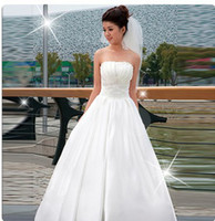Wholesale Evening Gowns Tail - Gorgeous shells Bra Bridal gown wedding dress evening long dress Long tail section dress Weddings & Events 480