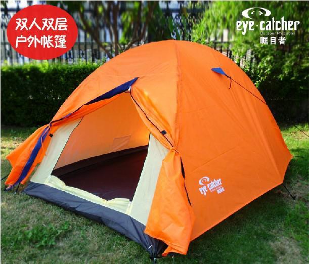 ... tent top quality outdoor coupleu0027s double-decked windproof waterproof C&ing u0026 HikingTent bivouac ... & top quality outdoor coupleu0027s double-decked windproof waterproof ...