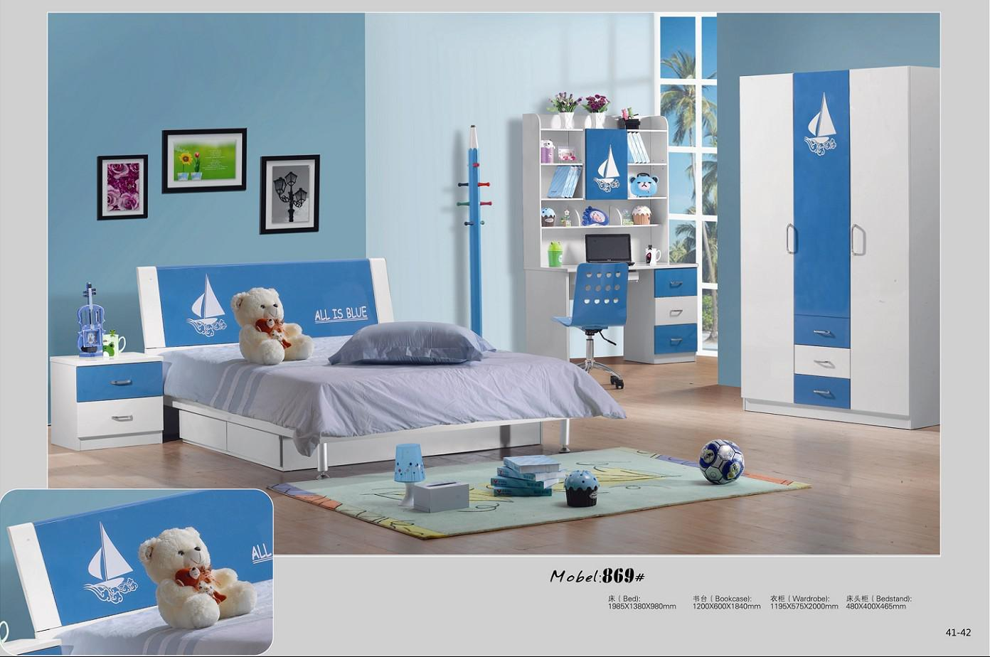 Superbe MDF Girl / Boy Bedroom Furniture Set Children Wardrobe MDF Funiture Bedroom  Furniture Set Online With $427.09/Piece On Bridgesenu0027s Store | DHgate.com