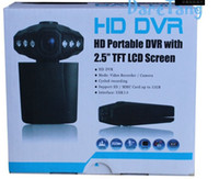 Wholesale One Channel Dvr - car dvr 17$ h198 one piece free shipping to russian h198
