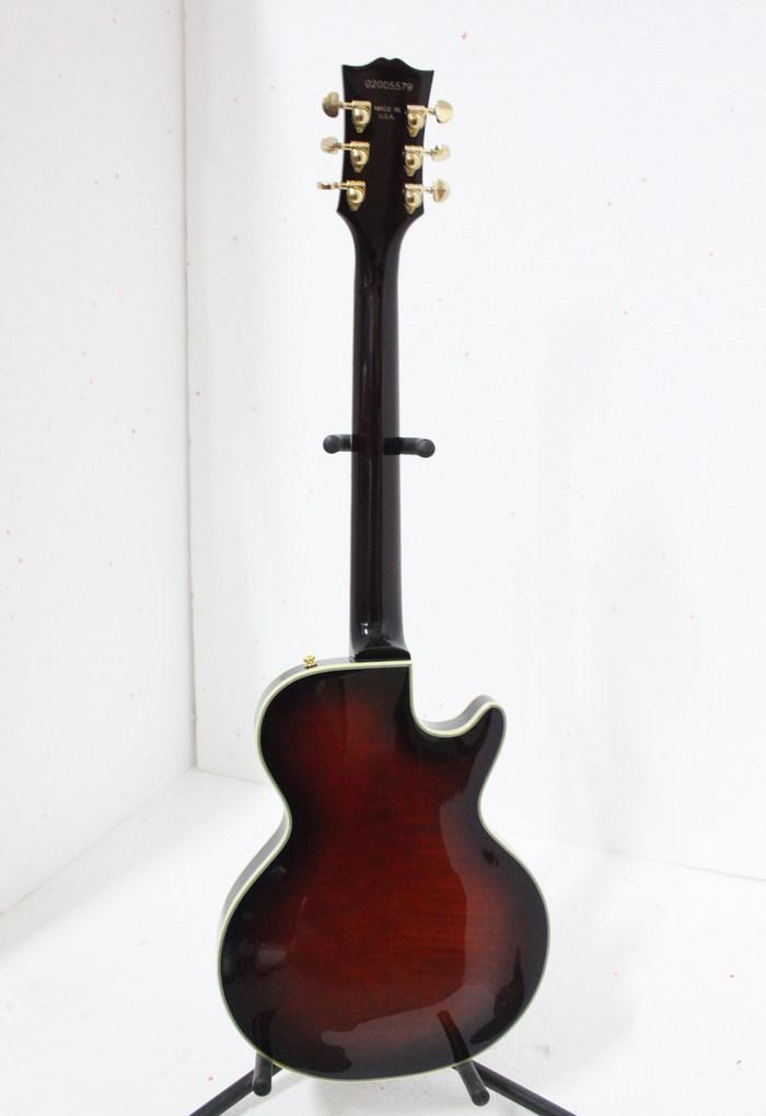 Il più nuovo di alta qualità più recente Black Cherry Hollow mano sinistra Jazz chitarra tastiera fiore A683
