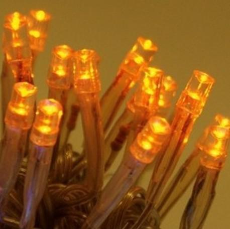 10m 100 światła LED Hurtownie migające światło świąteczne Party Wróżki Ślubne Lampy 2 sztuk