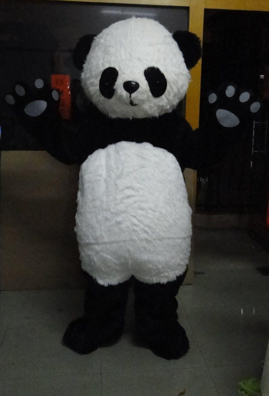 Final, sorry, adult bear costume panda