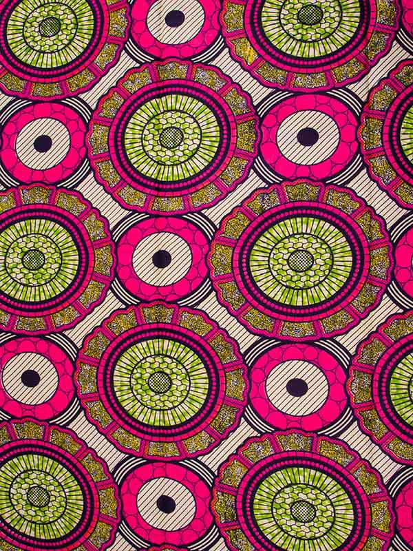 2019 African Fabric Super Wax Print 6 Yards 100 Cotton