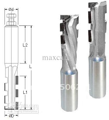 cnc router bits. 2018 12*25.4*12 mm, diamond two flute spiral cnc router bits/woodworking bits,for mdf,polywood,formica from maxcam, $141.7   dhgate.com bits l