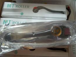 Drop Ship Derma Roller Australia - drop shipping 0.5MM High quality MT 540 micro needles derma roller, skin dermaroller, Derma roller, stainless needle derma roller.