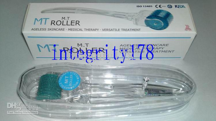 High Quality Fda And Ce Certificate Mt 192 Micro Needle Derma Roller ...