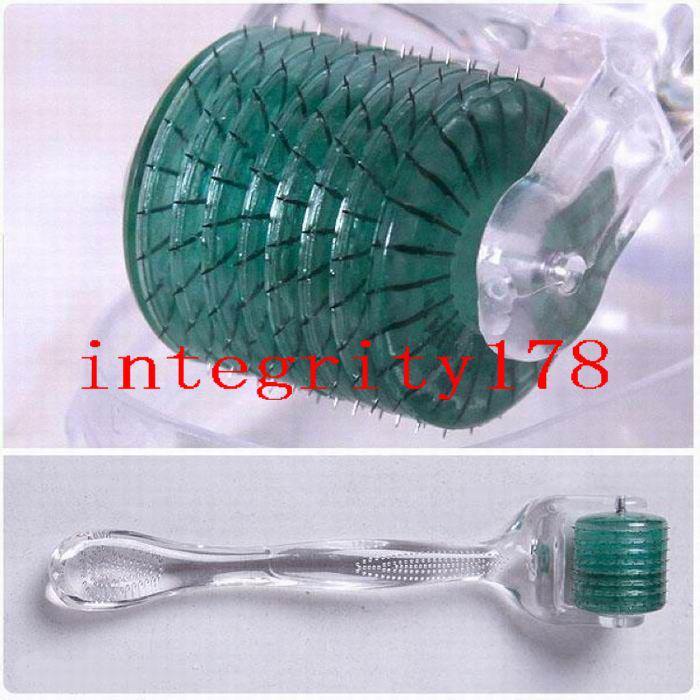 dropship MT 192 Medical stainless steel needle MT micro needle derma roller.