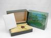 Watchs Wooden Boxes Gift Box Crown logo green Wooden Watchs Box Men`s Watches box leather Watchs Box