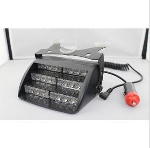 18LED Strobe Lights, Emergency Led Light, Red / Blue Color, 4-6W, Gratis verzending