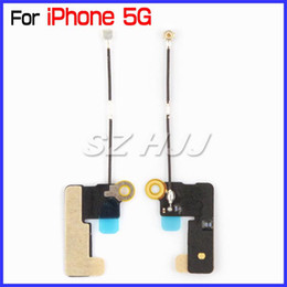 Wholesale Iphone5 Wifi - Wifi Wireless Signal Antenna Flex Ribbon Cable Assembly Parts for iPhone 5 iPhone5 5th