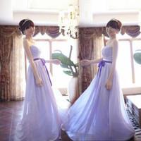 Wholesale Sister Bridal Dress - Purple sister skirt Bridal gown wedding dress evening long dress Long or short section dress 482