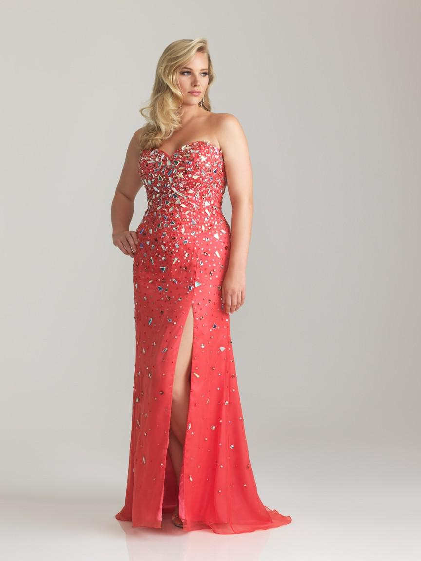 Cheap Black Red Plus Size Dress Sheath Sweetheart Beaded Crystals ...