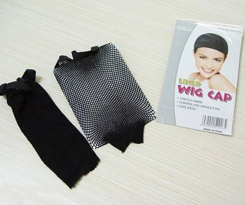 Fishnet Stretchable Elastic Hair Net Snood Wig Cap Make