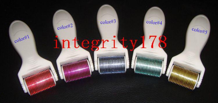 Alta qualidade mais novo estilo MT 1080 derma roller titânio com 1080 agulhas, 1080 agulhas Dermaroller para a beleza da pele, equipamentos de beleza