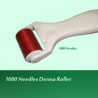 Wholesale dermaroller quality resale online - High quality newest style MT titanium derma roller with needles needles Dermaroller for skin beauty beauty equipment
