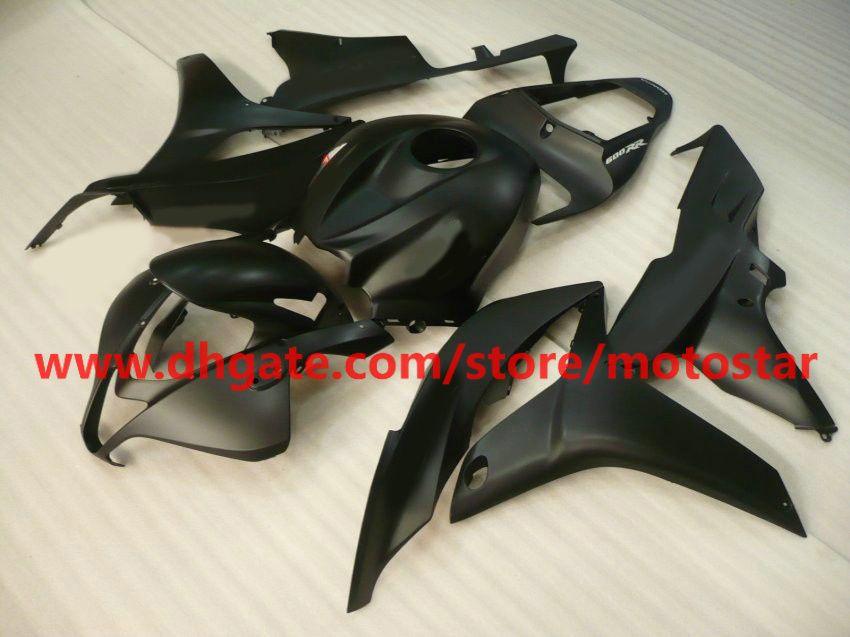 motorcycle body Injection fairings kit for Honda CBR600RR 2007 2008 CBR 600RR F5 07 08 CBR600 RX4D