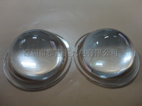 Wholesale Car lights optical glass lens diameter MM Plano convex Led lens More than transmittance