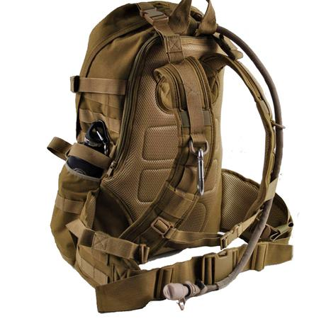 Camping Bags ,Waterproof Molle Backpack 40l 3p Tactical Backpack ...
