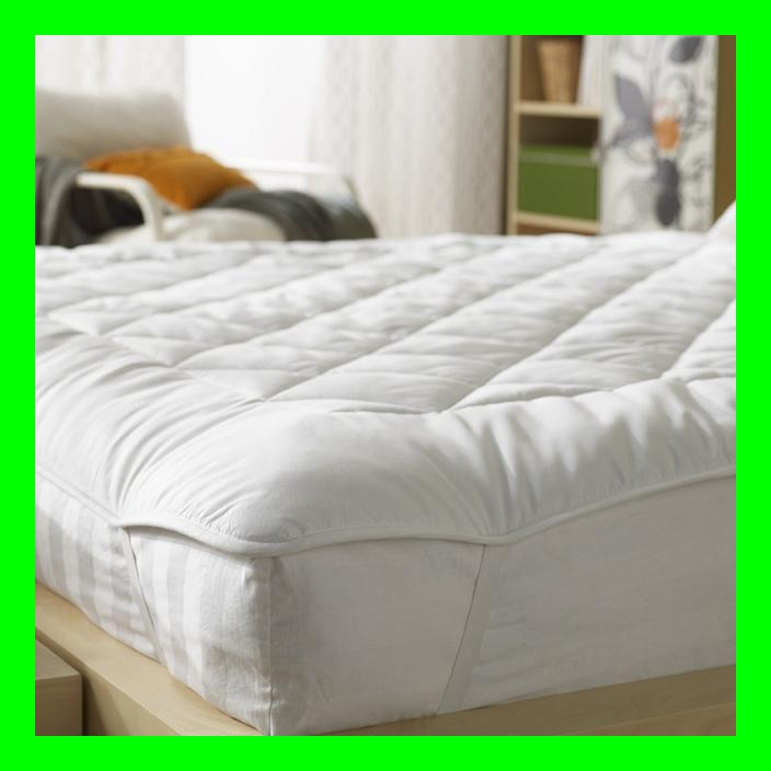 See larger image - 2017 Silk Filled Full Size Mattress Pad / Topper 200*220cm 3kg