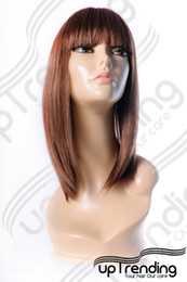Wholesale Wig Fringes - HEAT RESISTANT TRENDY FRINGE LADIES WOMENS WIGS WIG LIGHT ASH BROWN W37.jpg