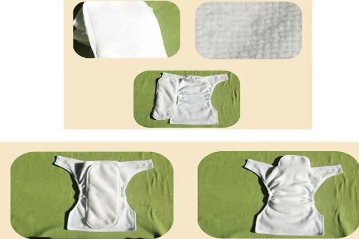 2016 Hot sales Inserts for BABY CLOTH DIAPER NAPPY CLOTH NAPPies in baby use 100%cotton