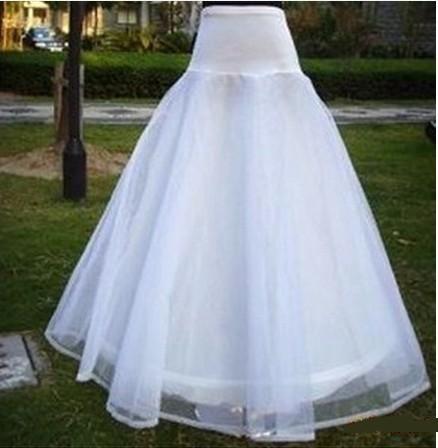 Best Selling Barato A Line Tule Anáguas De Noiva Underskirt Crinolines Nupcial Do Casamento Acessório