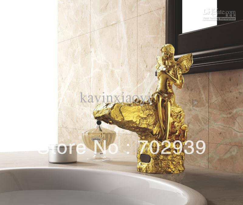 2018 Beauty Faucet Bathroom Sensor Faucet Automatic Sensor Faucet Infrared  Beauty Faucet From Kavinxiaoyi, $692.47 | Dhgate.Com