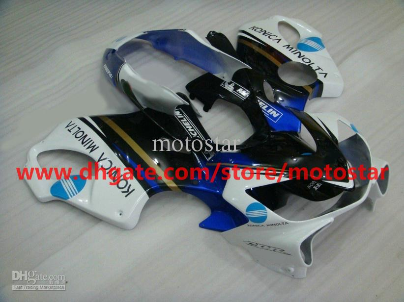 KONINA BLUE FAILINGSキットホンダCBR600F4I 2004 2005 2006 2007 CBR600 F4I 04 05 06 06 07 CBR 600 RX1A