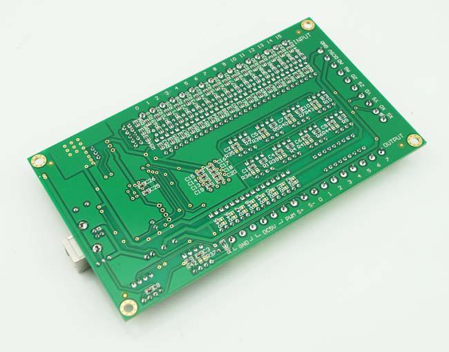 Nueva Tarjeta de Interfaz de Tarjeta de Desconexión Mach3 200KHz Tarjeta USB de 4 Axis CNC # SM393 @SD