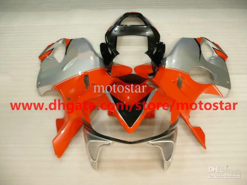 Personalice la carrocería de gary para el juego de carenados CBR600 F4i 01 02 03 de HONDA CBR 600F4i 2001 2002 2003