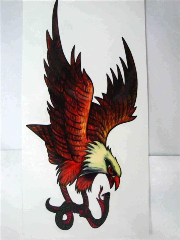 Eagle decalcomanie auto 20 centimetri vinile impermeabile e uv fantastiche adesivi auto personalizzati decalcomanie