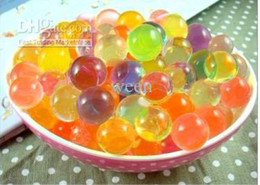 Wholesale Gel Beads For Plants - 300 gram Magic Gel Crystal Soil Mud Water Beads Pearl Gem for Flower Plants 300g (H101)