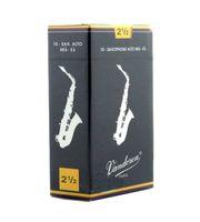 Wholesale Reed Vandoren - 10 piece Vandoren ALTO Saxophone Reeds Alto Saxophone Reeds Strength 2.5 of 10 Free shipping