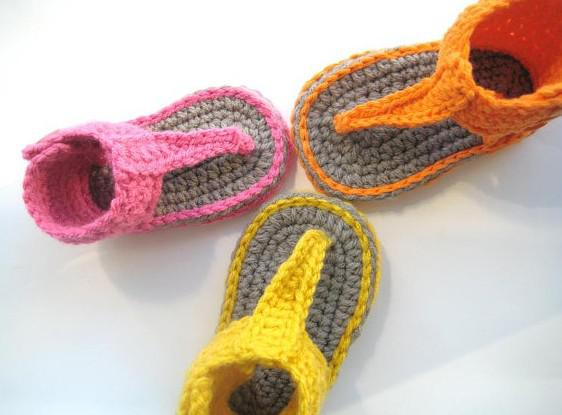 2019 2015 New Crochet Pattern For Baby Sandals Or Booties