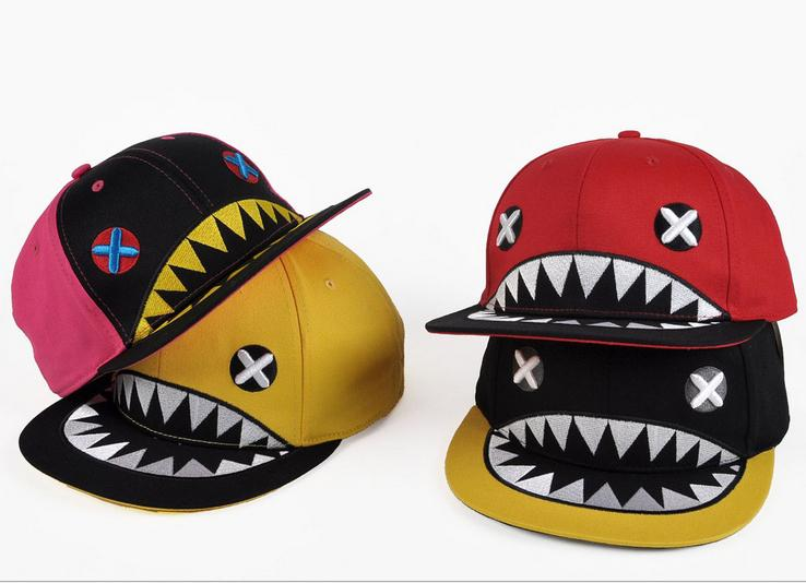 paul and shark baseball hat popular caps hip hop cap fin