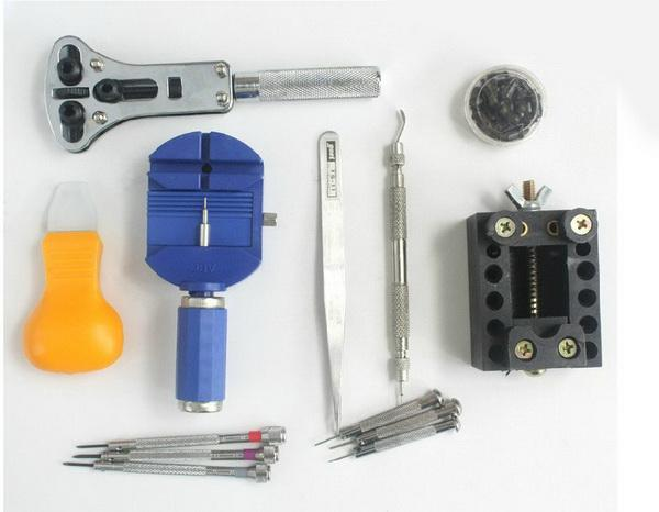 2 Style High quality Watch Repair Tools sets Tools Watch Maintenance Tools Repair watch band Watches