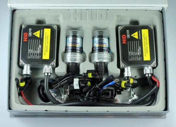Al por mayor - 35W OCULTÓ delgado Xenon Kit de conversión H1 H3 H4 H6 H7 H8 H8 H10 H11 H13 bulbos de lastre 6000K