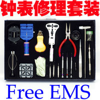 Free EMS 20pcs Watch Repair Tools Super combo Tools Watch Ma...