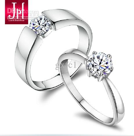 2013 New Diamond Ring Wedding Couple
