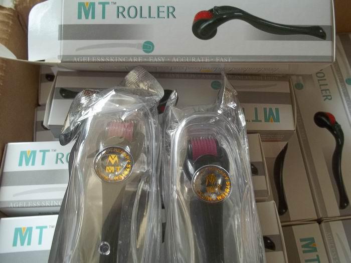 High quality MT 540 micro needles derma roller, skin dermaroller, Derma roller DHL free