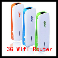 Router 3G inalámbrico 3 en 1 wifi power bank Hotspot simple y portátil