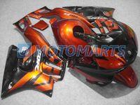 kit carenado negro 98 cbr f3 al por mayor-¡Caliente! carenado ABS gloden popular negro para Honda CBR600F3 97 98 CBR 600 F3 1997 1998 kit de carrocería RX7A