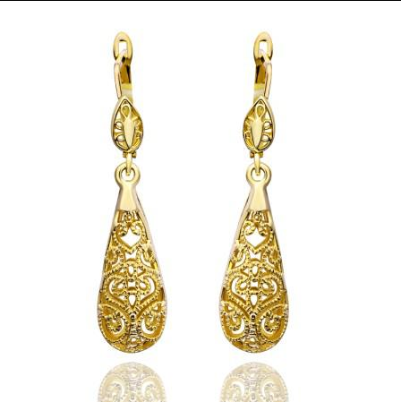 for design double wear rose ways earrings product daily gold fashion ball woman latest detail
