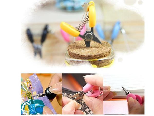 Оптовая торговля-сладкий конфеты цвет ножницы мобильная цепь мини маленький сотовый телефон цвета мульти кулон