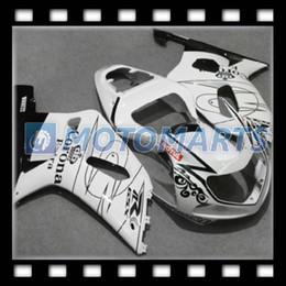 gsxr k1 verkleidungssatz Rabatt 100% NEU Schwarzes CORONA für SUZUKI GSXR600 GSXR750 GSX R600 R750 GSXR 600 750 K1 01 02 03 Verkleidung Kit