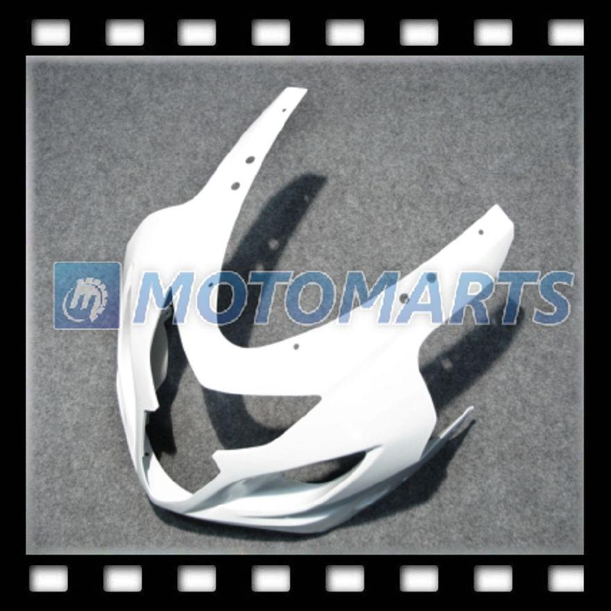 100% NUEVO Blanco Brillo para SUZUKI K4 04 05 2004 2005 GSXR600 GSXR750 GSX R600 R750 GSXR 600 K4 04 05 2004 2005 Carenado