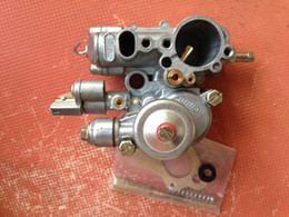 Wholesale Carburetor Stroke - New replace Vespa carburetor carb 100cc-150cc spaco Two Stroke 24 mm non mix